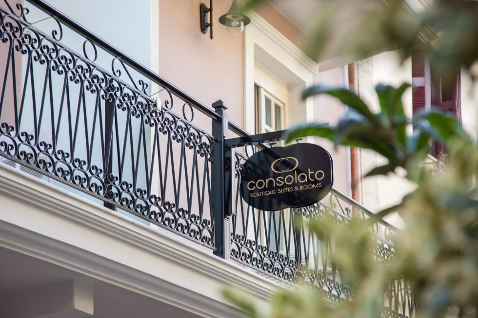 Consolato Boutique Hotel in Chania Old Town